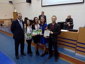 Команда УлГТУ стала серебряным призером Всероссийской студенческой олимпиады «Прикладная информатика»